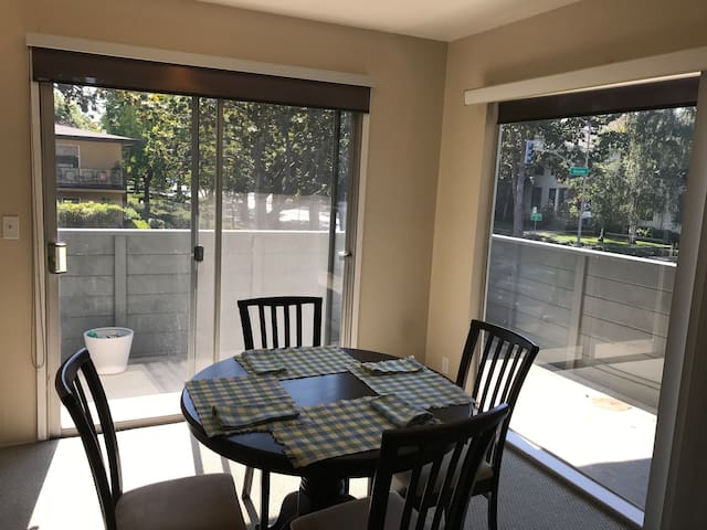 Two bedroom apartment in Downtown Palo Alto