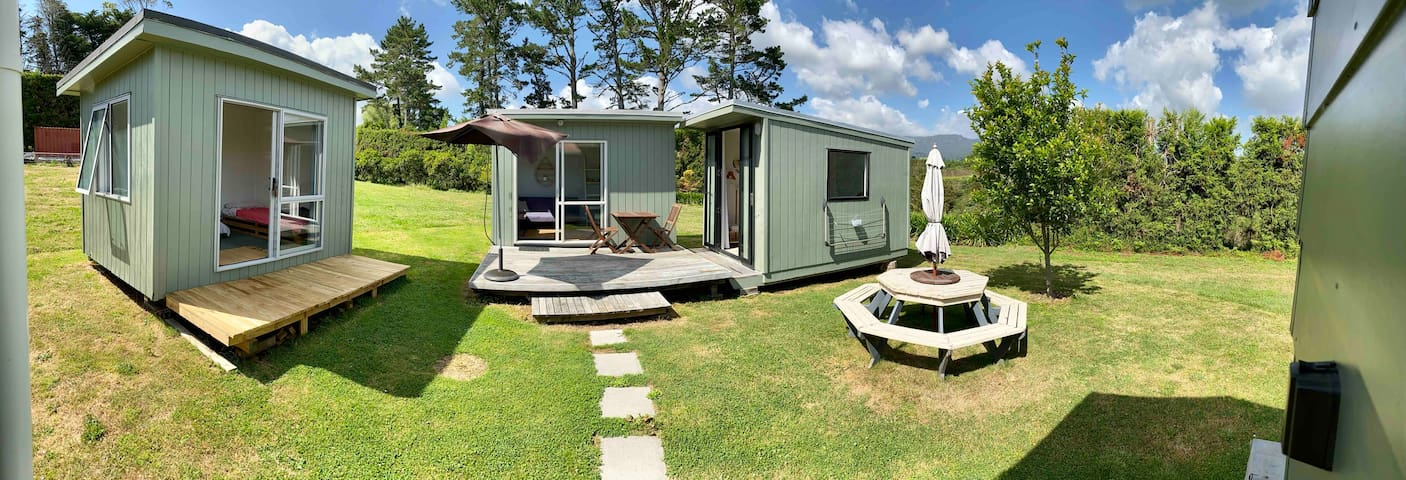 Tui Ridge Pines Glamping
