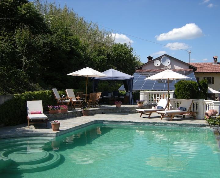 Casa Fonda piemonte 2 bedroom apartment