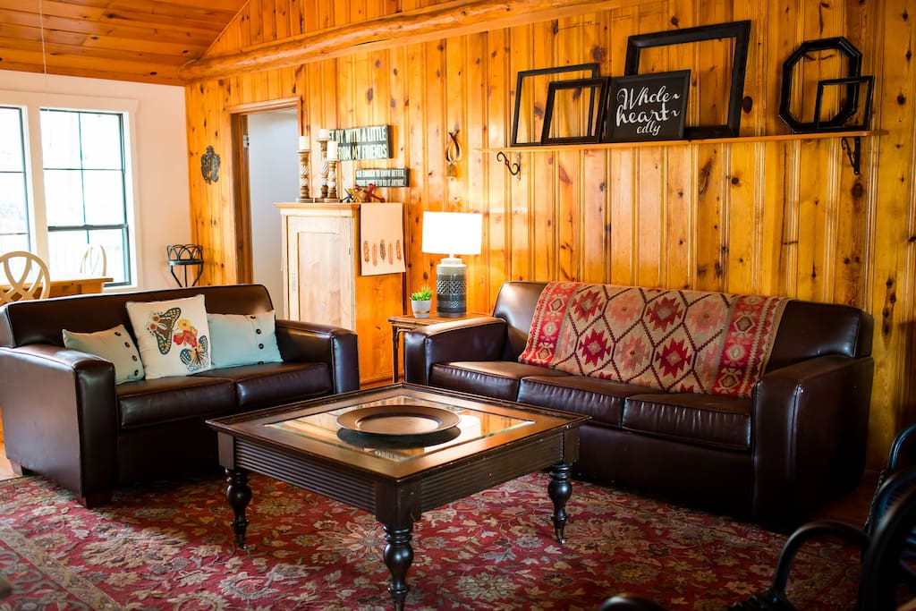 Charming Family Friendly Forest Cabin Near Payson