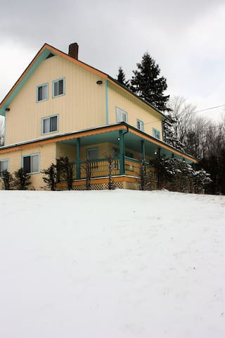 Cozy Mountain getaway - Tannersville - House
