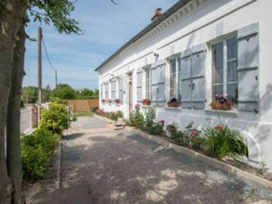 La Villa avec jardin