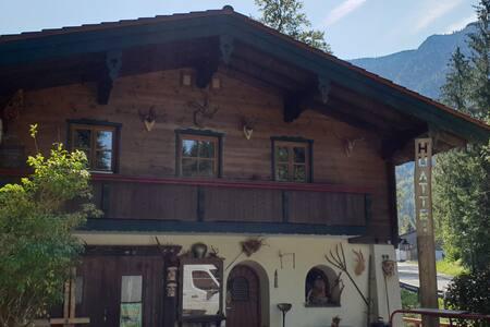 Gästehaus Huattei Inzell