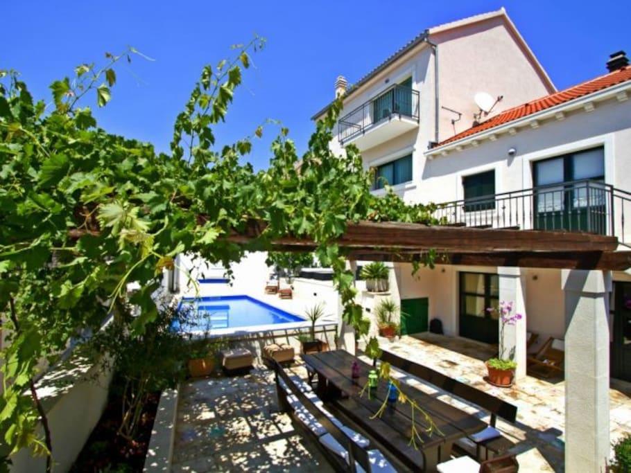 Villa Janus - Dalmatia & Islands - Croatia