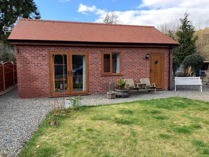Self Contained Annex Bucknell South Shropshire