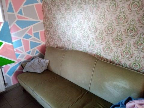 Quiche-House opent op 1juli met 2 vakantie kamers