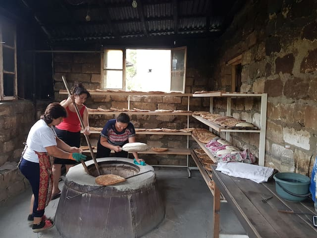 Stepan's  bakery guesthouse Patara
