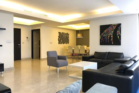 Modern 3 Bedroom Apartment in Beirut