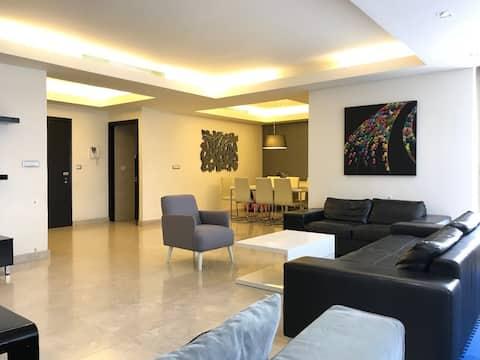 Modern 3 Bedroom Apartment in Beirut