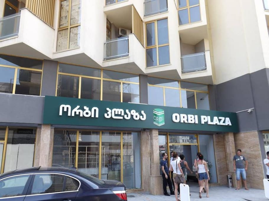 Orbi Plaza Apartment offers accommodations in Batumi, just 3.1 km from Piazza.