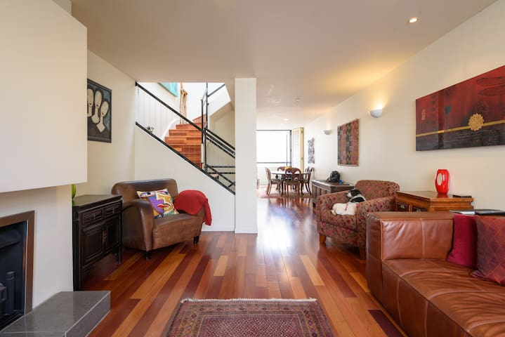 Parnell Townhouse close to city - Auckland - Rivitalo