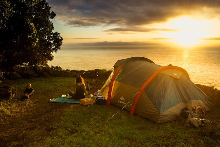 Camping around Terceira - Enjoy your Freedom