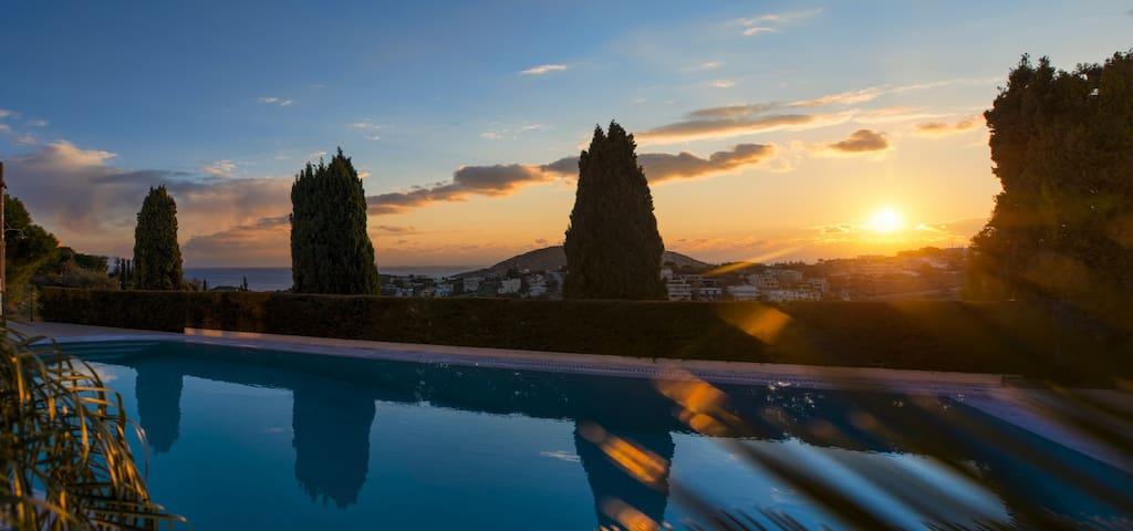 Luxurious Family friendly Villa Aristo