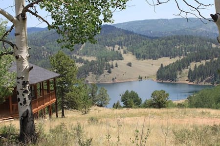 Family Vacations at Aspen Lake House - Teller County - Haus