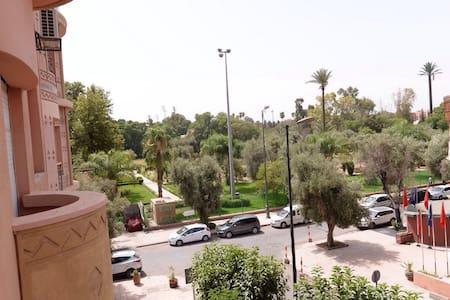 Charming apartment in Gueliz - มาร์ราคิช