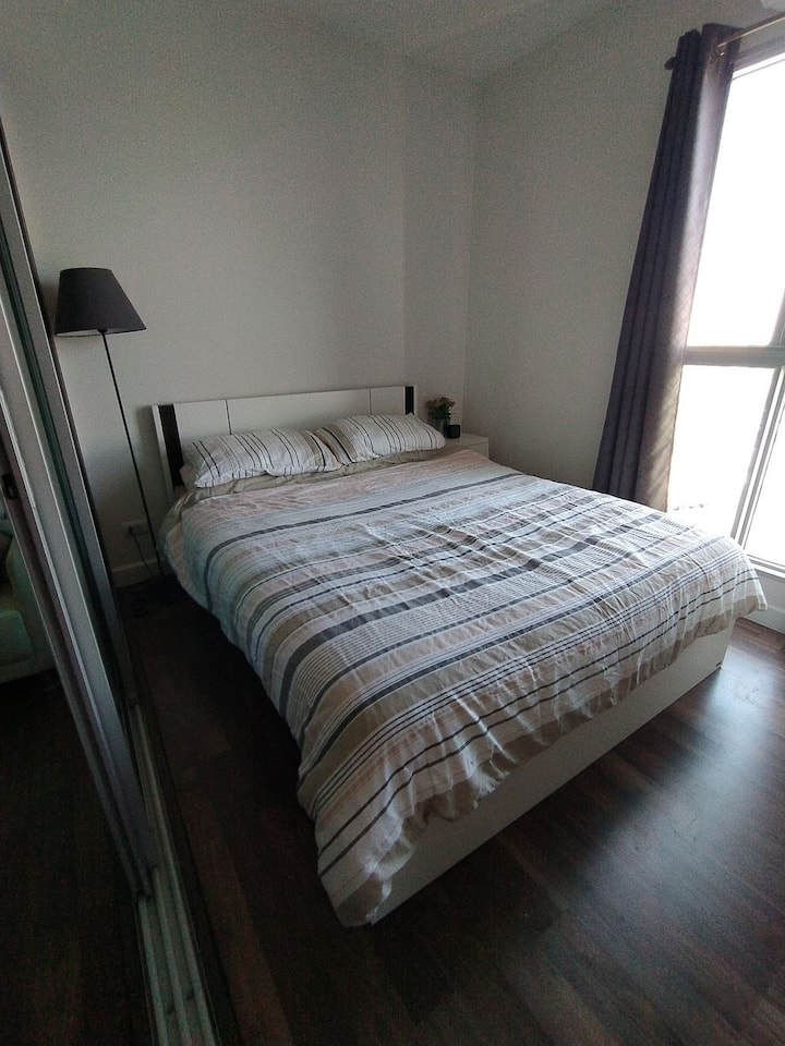 Room 23 SQm.Nearby Ikea Bangna and Airport