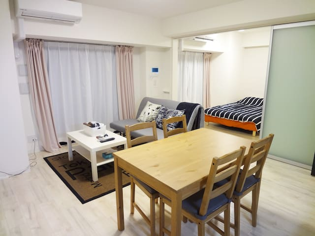 New! JR Ueno Sta. and Keisei-Ueno Sta. close! 9F - Taito - Apartment