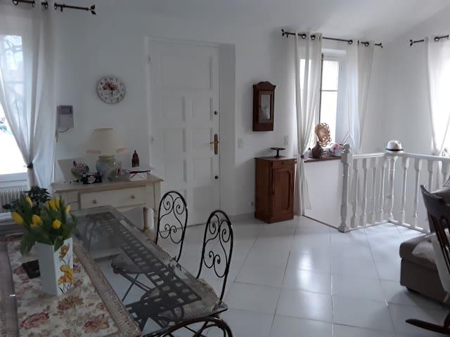 Maison provencale au Coeur de Cannes la Bocca.