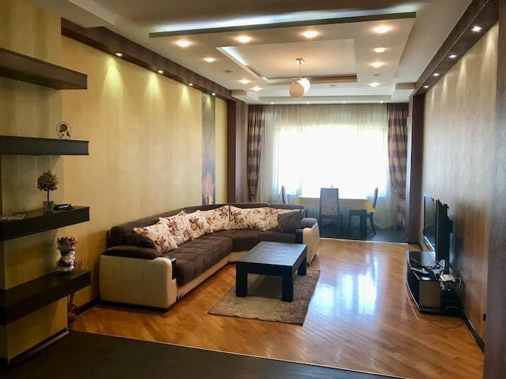 Enjoy business trip at fully equipped apartment