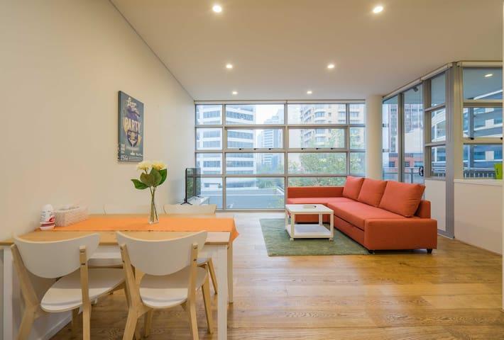 Lovely Apartment in Sydney CBD - Сидней - Квартира