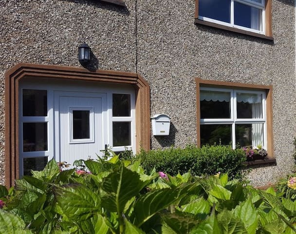 Hope Cottage in Portrush - a fab location, a nice quiet, lovely house