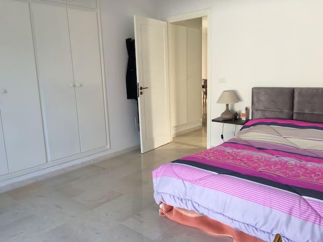 Belle villa à deux pas de la plage - Hammamet Sud - Dům