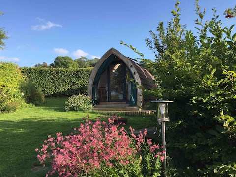 Luxury Glamping Pod in Wiltshire