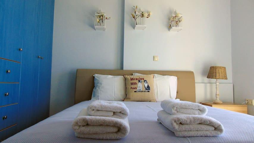 New Kardamili Resort - Μανόλια - Καρδαμύλη - Byt