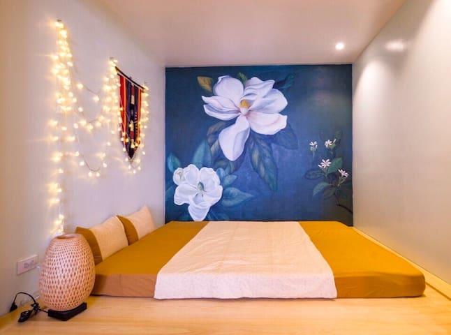 Liti's house Hanoi/rustic, minimalist and lovely - Hanoi - Apartment