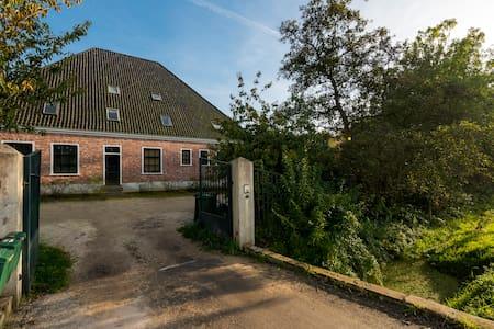 Amsterdam Farm House - Пюрмеренд - Дом