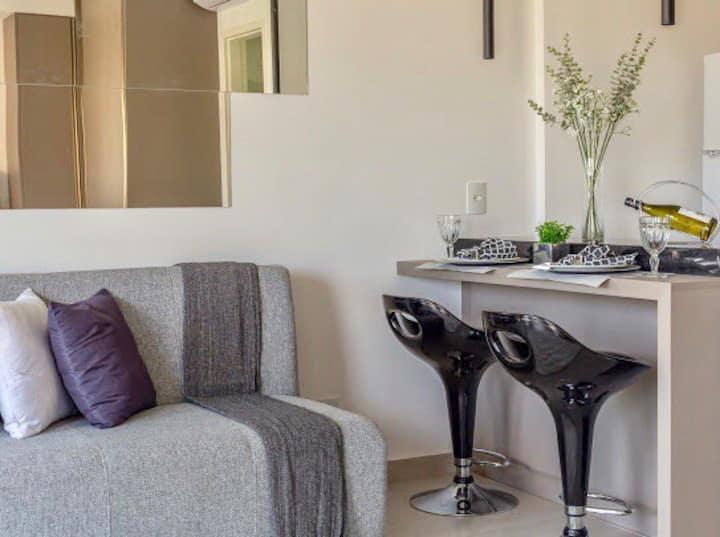 Apartamento DuoJK 7- Loft perfeito para relaxar
