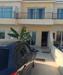 High quality 2 bedrooms house near  beach Paphos - Kissonerga - Townhouse