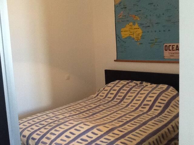 Leuk appartement in het Prinsenhof - Gante - Departamento