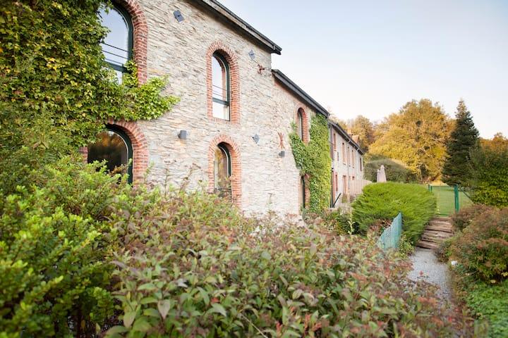 Le Moulin d'en Bas : un ancien moulin du 19°