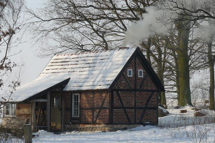 Badehaus am Feldrand - Heiligengrabe - Hut