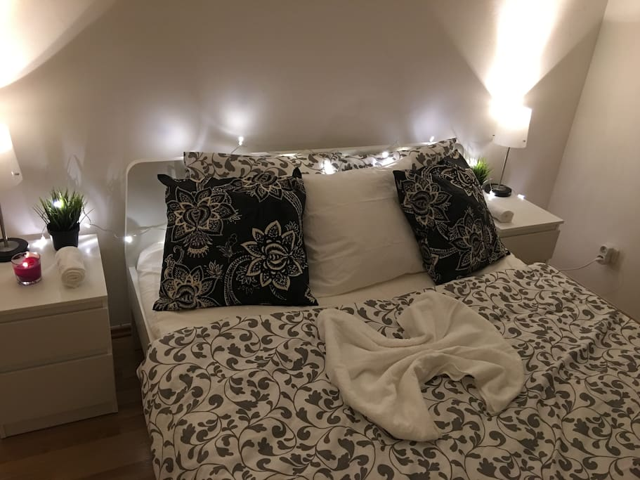 Romantic room for 2