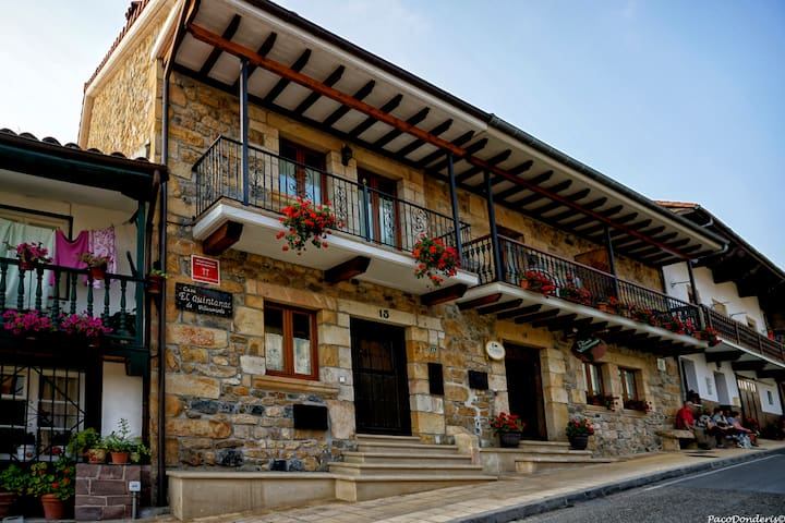 Casa El Quintanal de Villacarriedo