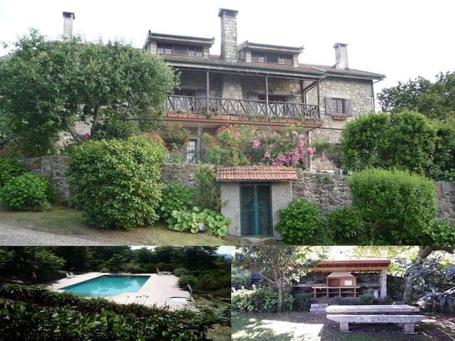 1 Apartment (ground floor) in farmhouse near Braga - Adaúfe - Lejlighed