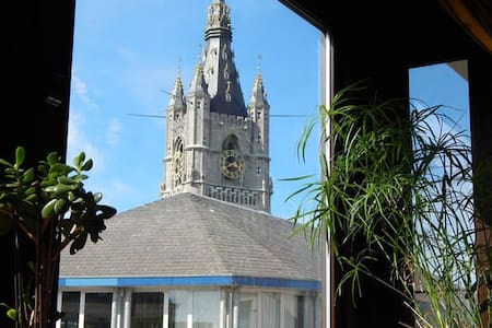New@Cathedral & Historical center - Gent - Apartment