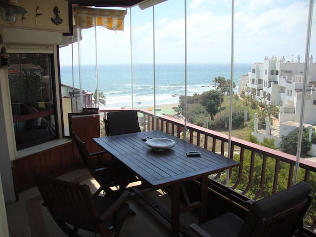 Riviera DOSUL, en primera línea de playa con WIFI - Mijas - Wohnung