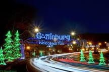 Winterfest in Gatlinburg