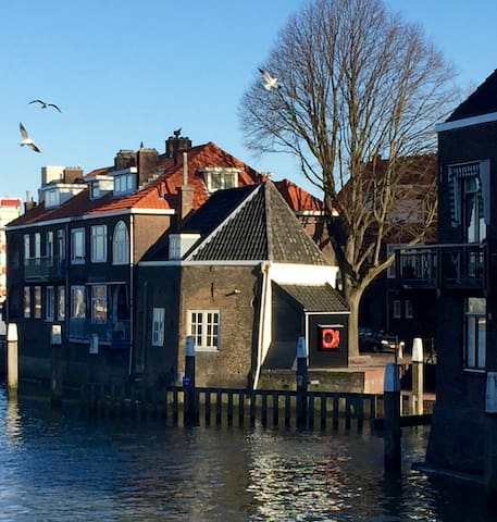 Romantic house with the best view - Dordrecht - House