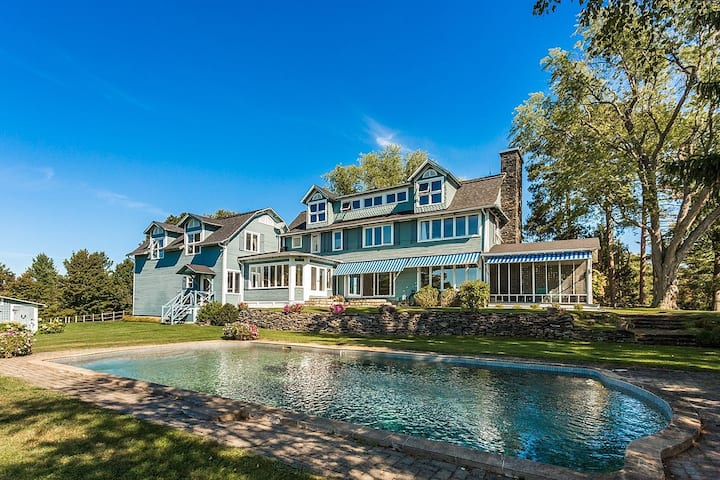 Meadowlands- Stunning Eastern Townships Estate