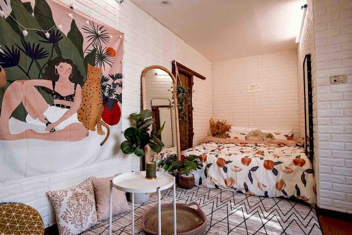 ★ Cozy Studio 2 Bedroom in HANOI CENTER ★