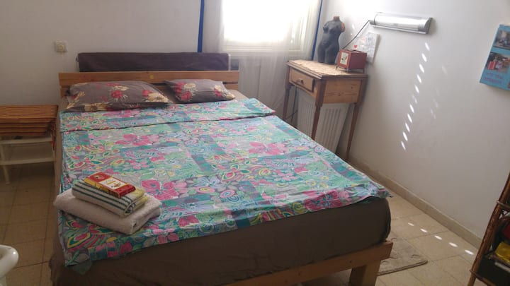 Cosy room in Tel Aviv near university and beach