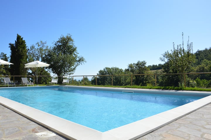 Tuscan Whole villa  private pool