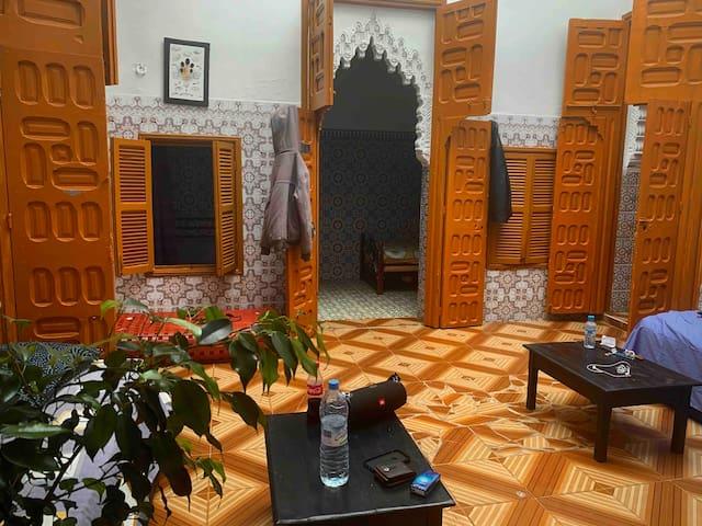 Cozy Sunny Riad in the Old Medina