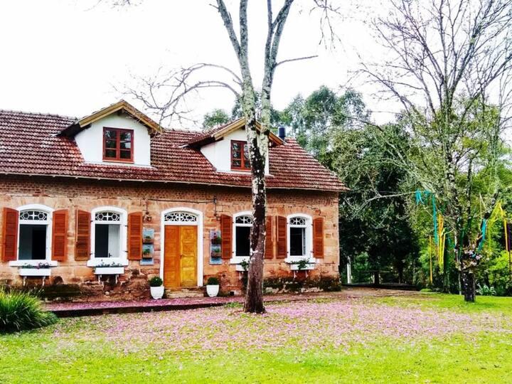 Casa de Pedra • Tranquilidade do campo