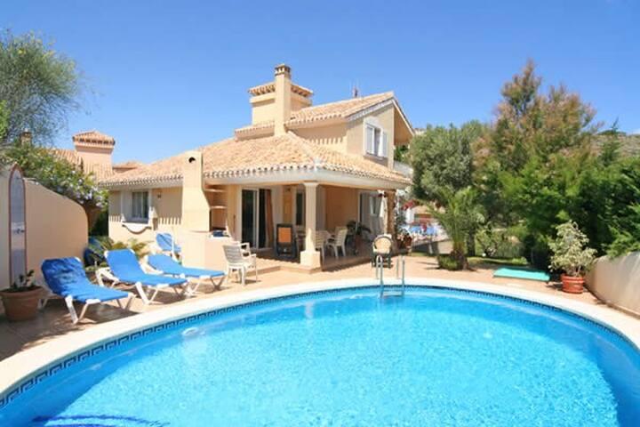 Monte Claro 4 bedroom luxury villa, La Manga Club