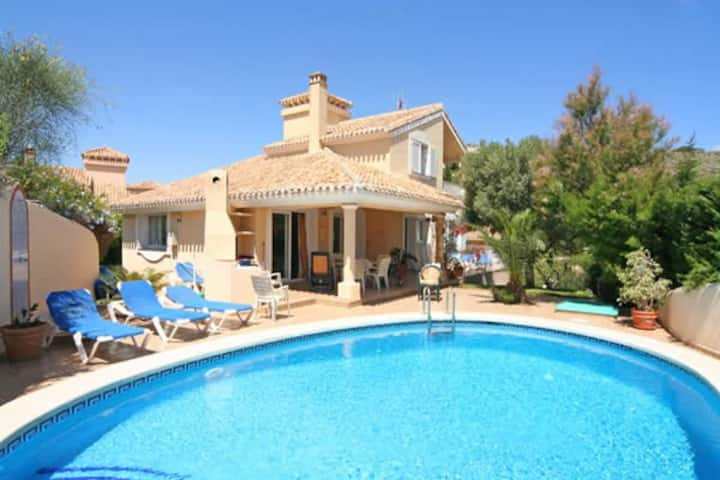 Luxury 4 bed villa with private pool La Manga Club